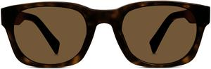 Beckett 16 in cognac tortoise