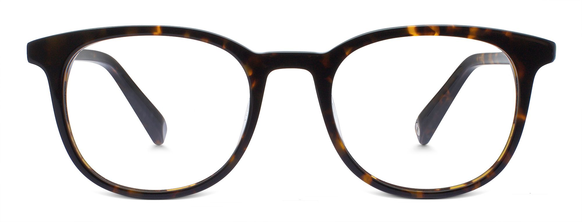 Men durand eyeglasses whiskey tortoise front 1300 400311b4