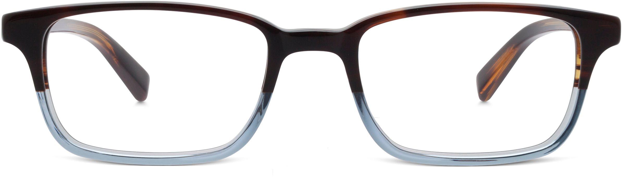 Men wilkie eyeglasses eastern bluebird fade front 1402 8d47414e