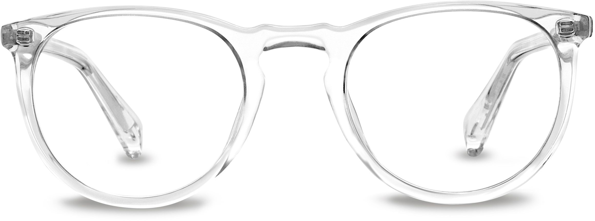 bf94cf30da Haskell Eyeglasses in Crystal for Women