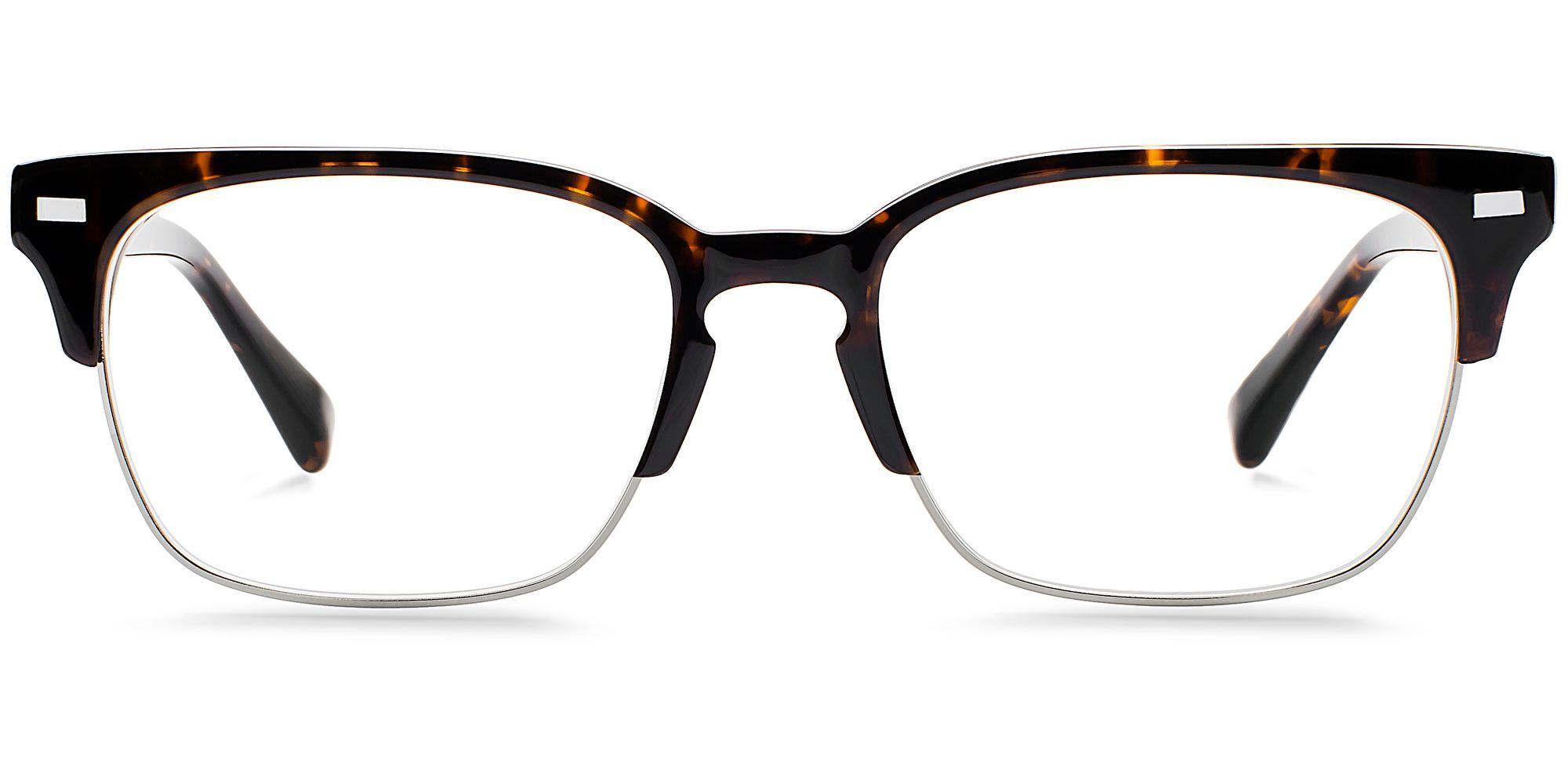 Warby Parker Ames Eyeglasses in Whiskey Tortoise for Men