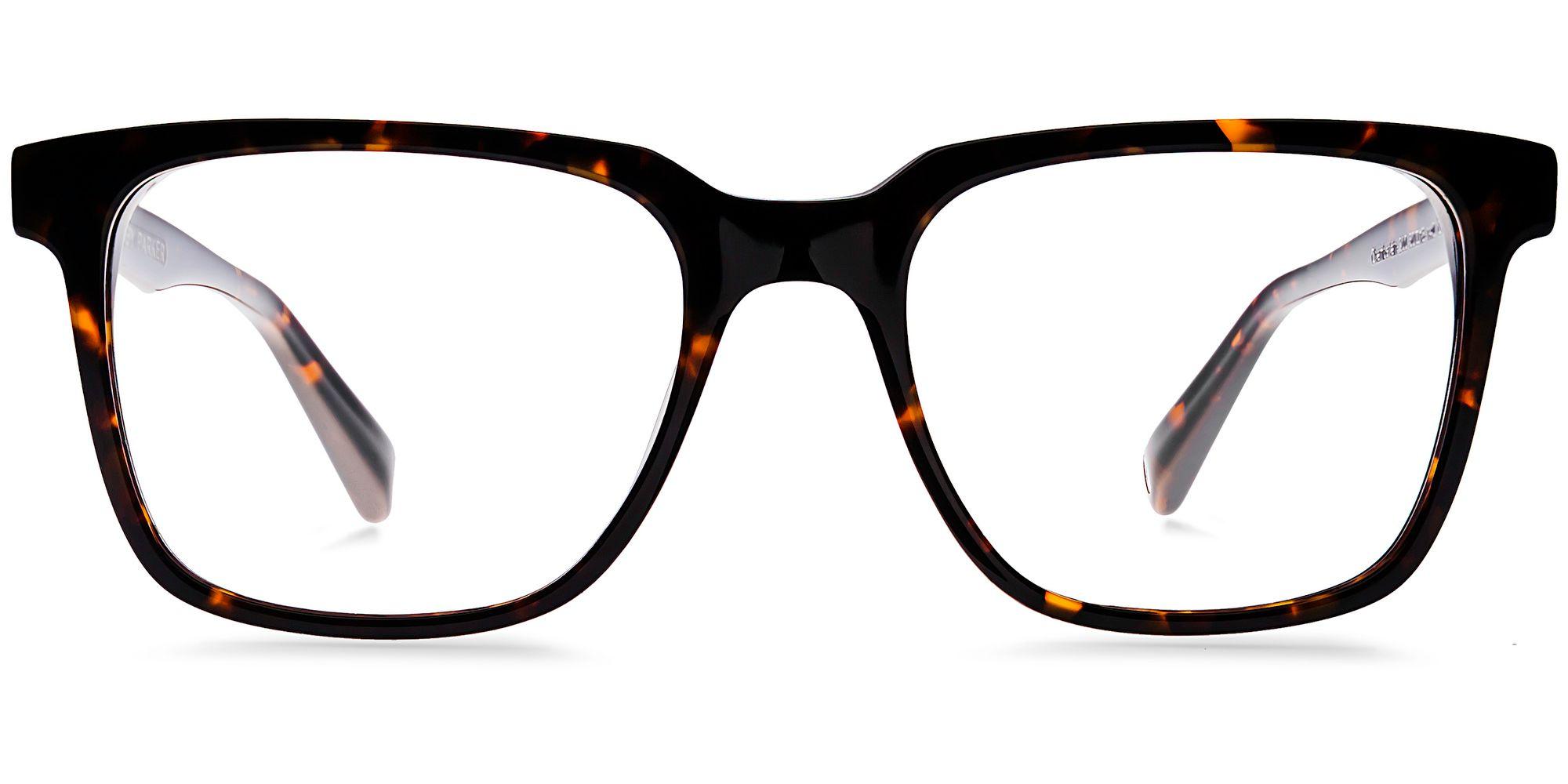 Warby Parker Chamberlain Eyeglasses in Whiskey Tortoise for Women