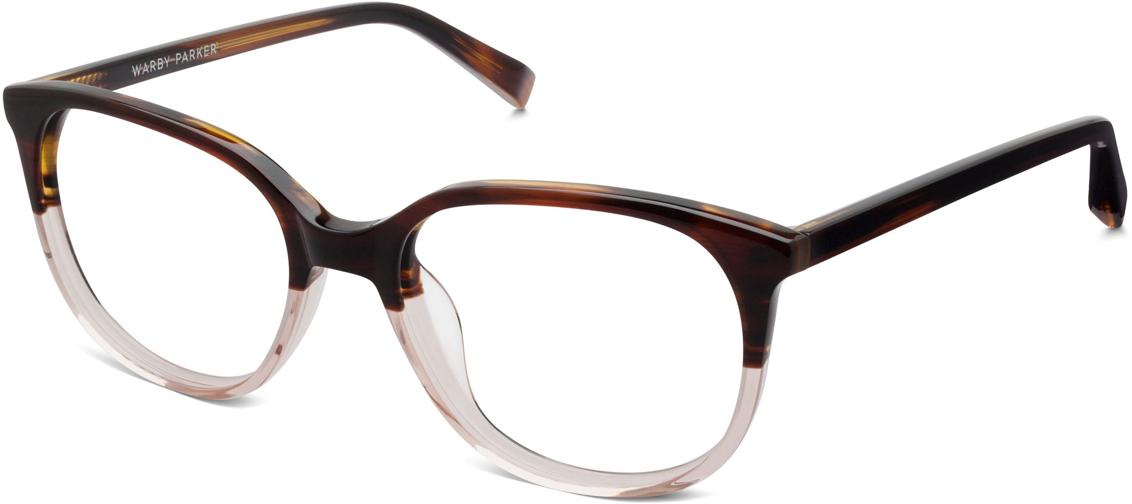 983e8d61e2 Laurel Eyeglasses in Tea Rose Fade for Women