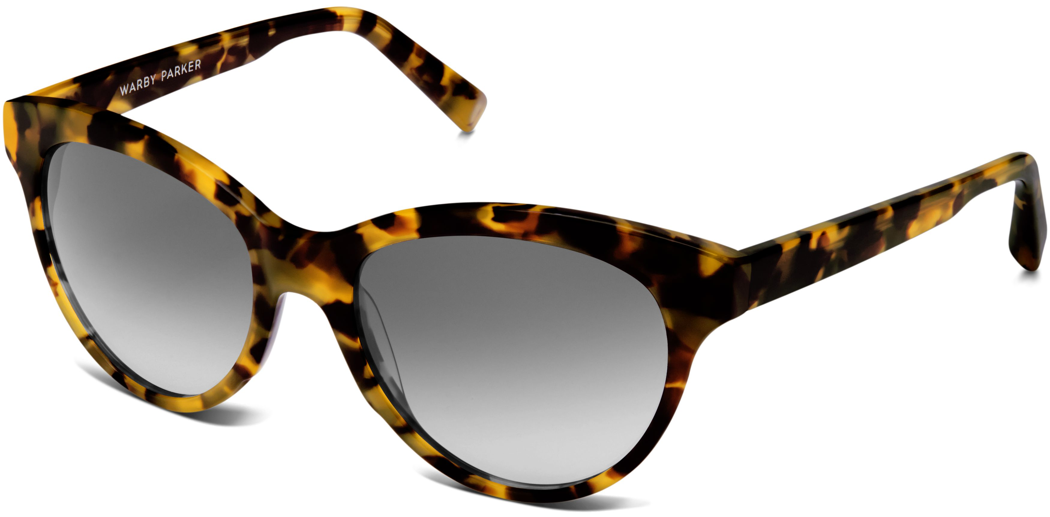 cec8b6d612 Piper Sunglasses in Woodland Tortoise with Grey Gradient lenses for Women