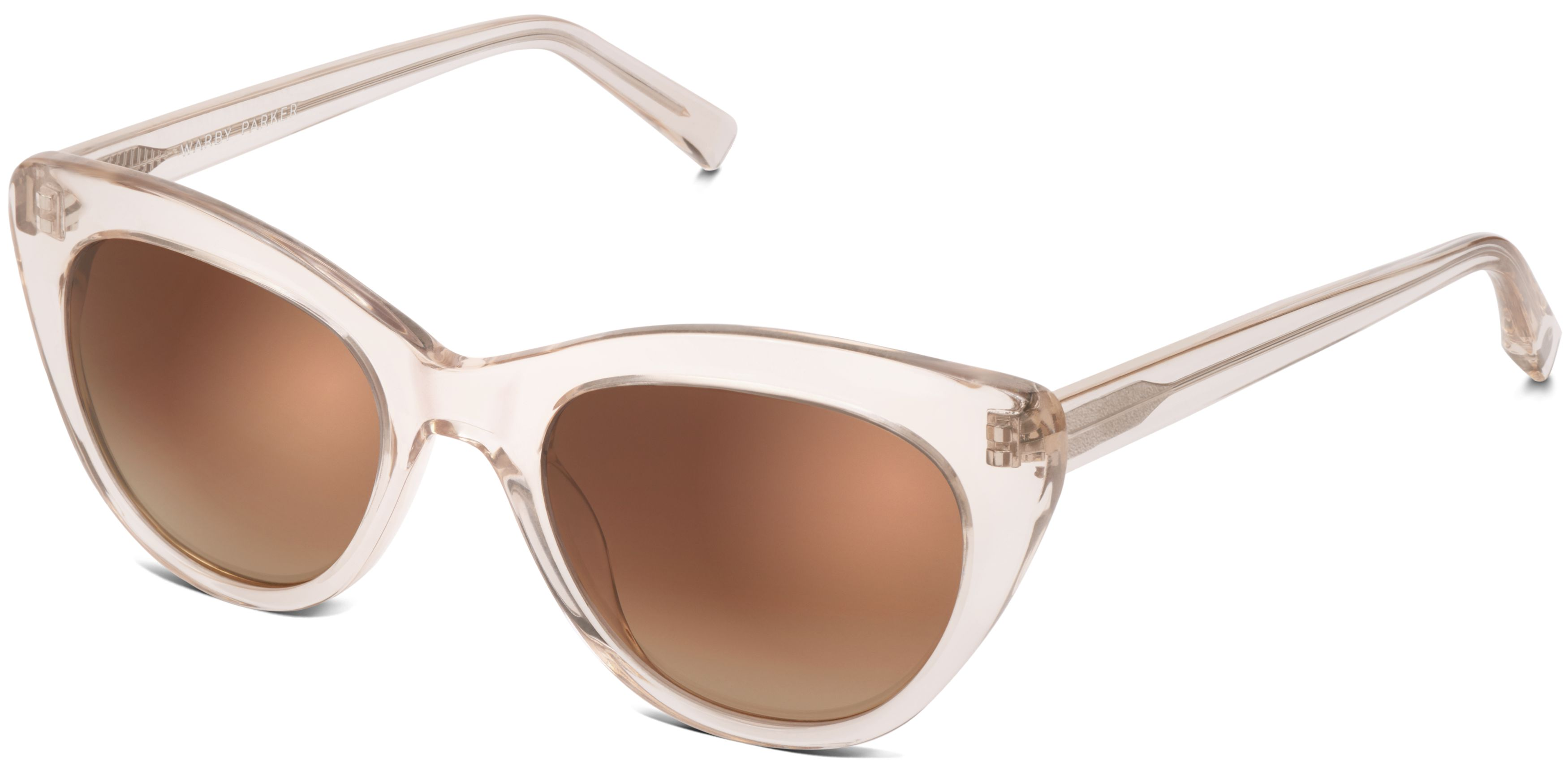 ef11654fac Tilley Sunglasses in Grapefruit Soda with Amber Gradient lenses for Women
