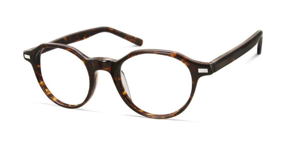 begley eyeglasses in whiskey tortoise for warby