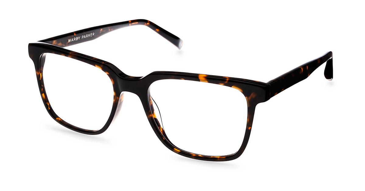 Warby Parker Chamberlain Eyeglasses in Whiskey Tortoise for Women
