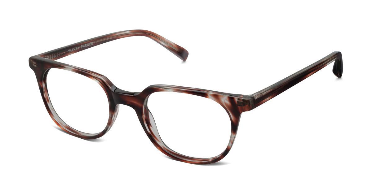 Keene Eyeglasses In Amaretto For Women Warby Parker