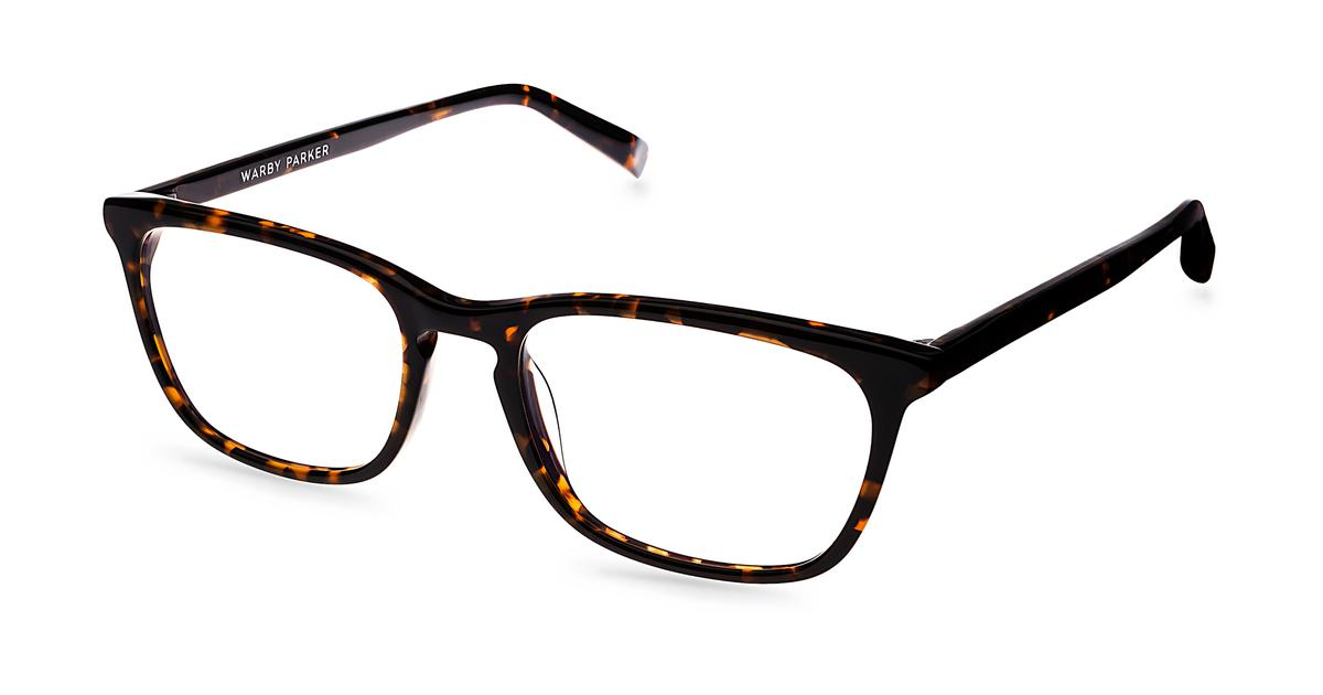 Welty Eyeglasses in Whiskey Tortoise for Women | Warby Parker