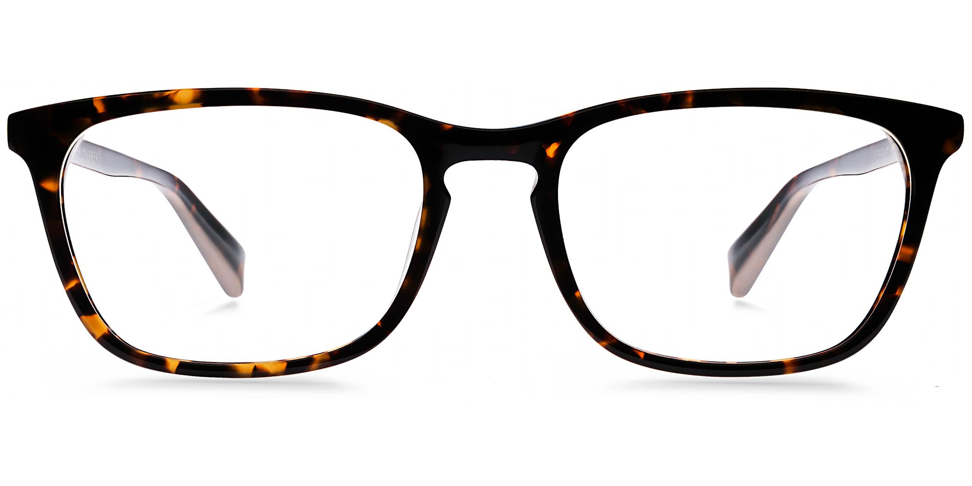 Warby Parker Welty Eyeglasses in Whiskey Tortoise for Women