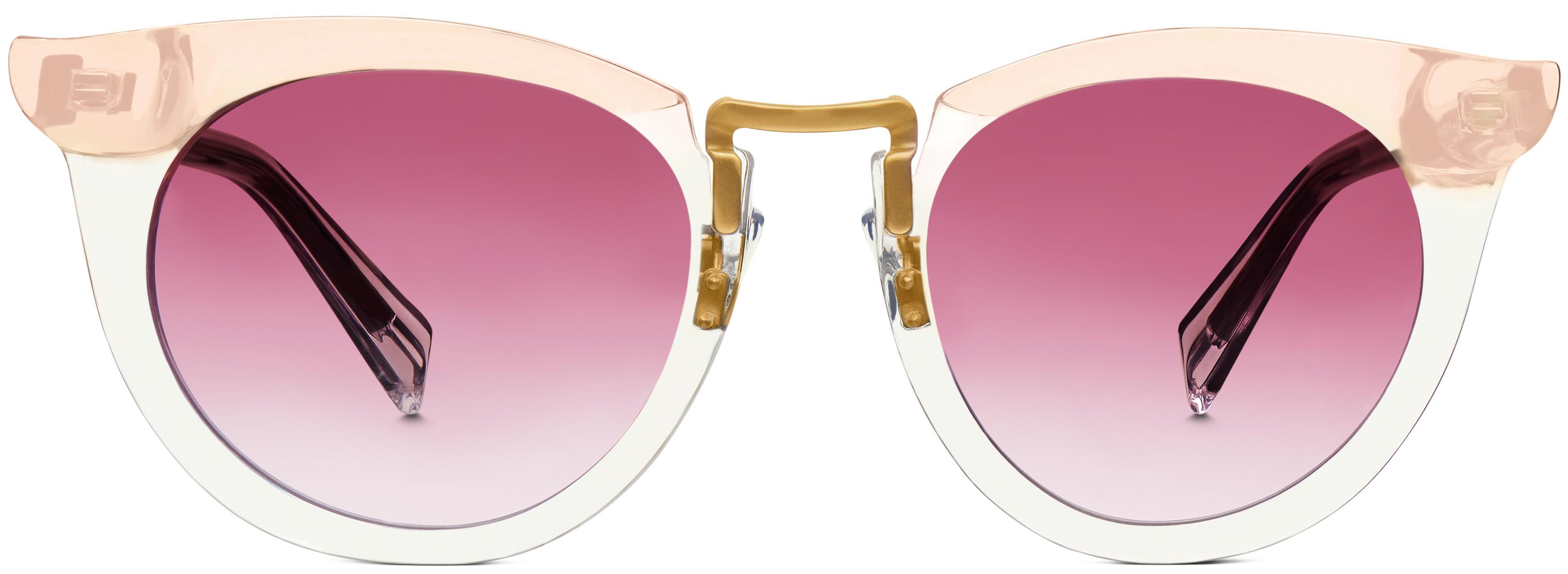 Zelda Glasses Frames : Leith Clark Warby Parker