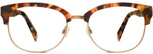 Eliot in Honey Tortoise
