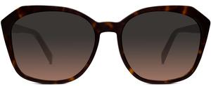 Nancy in cognac tortoise