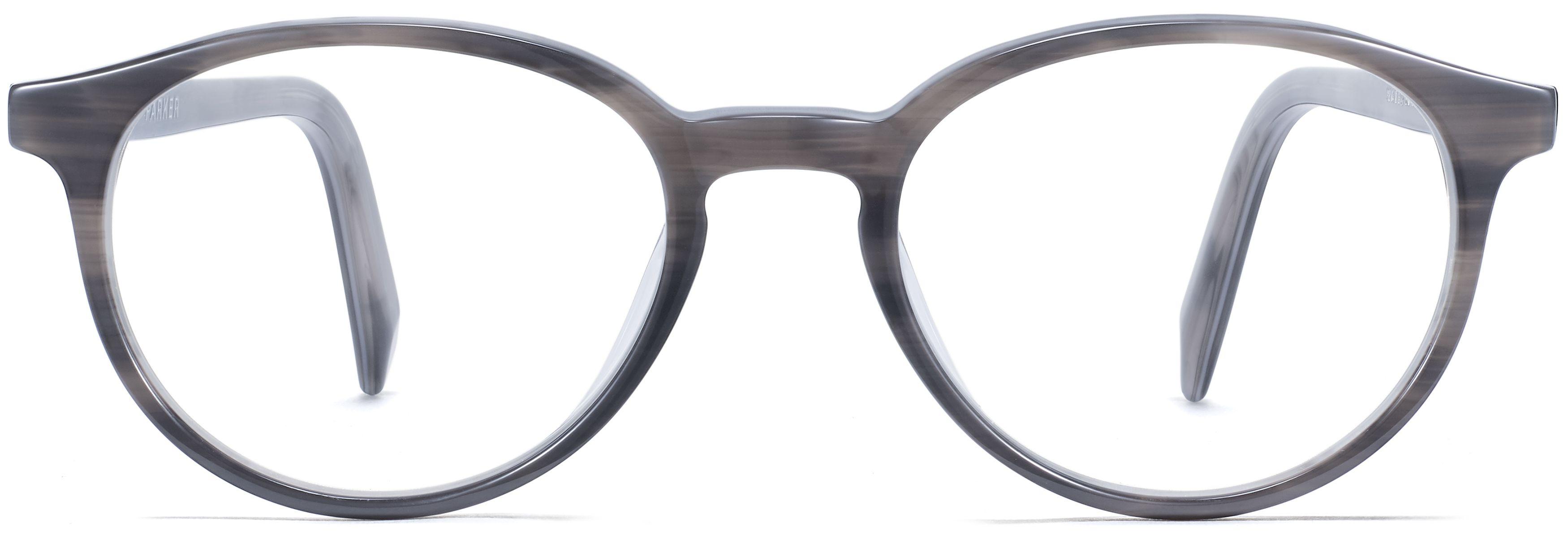 watts prescription round glasses