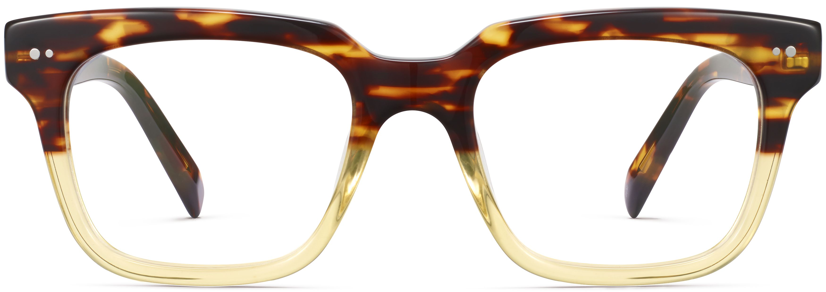 warby parker winston chamomile fade