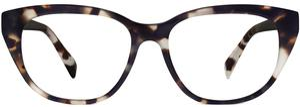 Warby Parker Eyeglasses - Oliver in Whiskey Tortoise