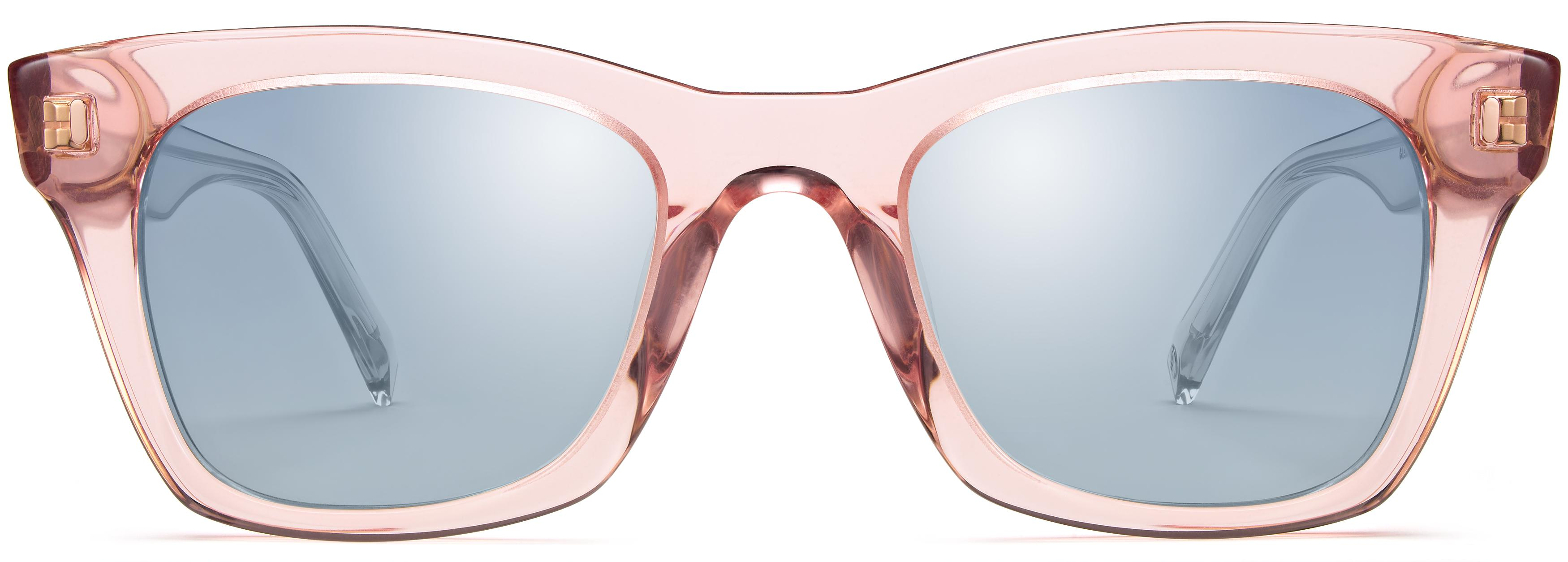 Harris frames in Rose Crystal