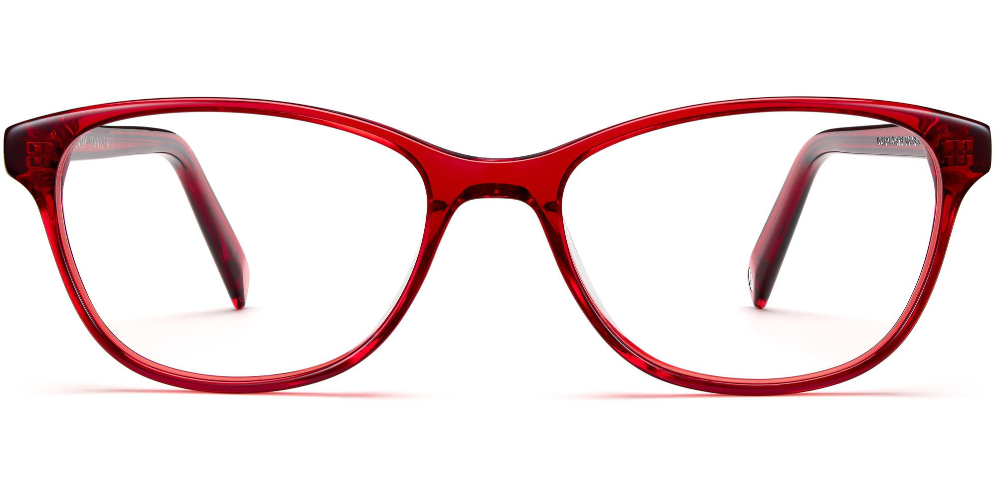 Daisy f eyeglasses in Cardinal Crystal (Rx)