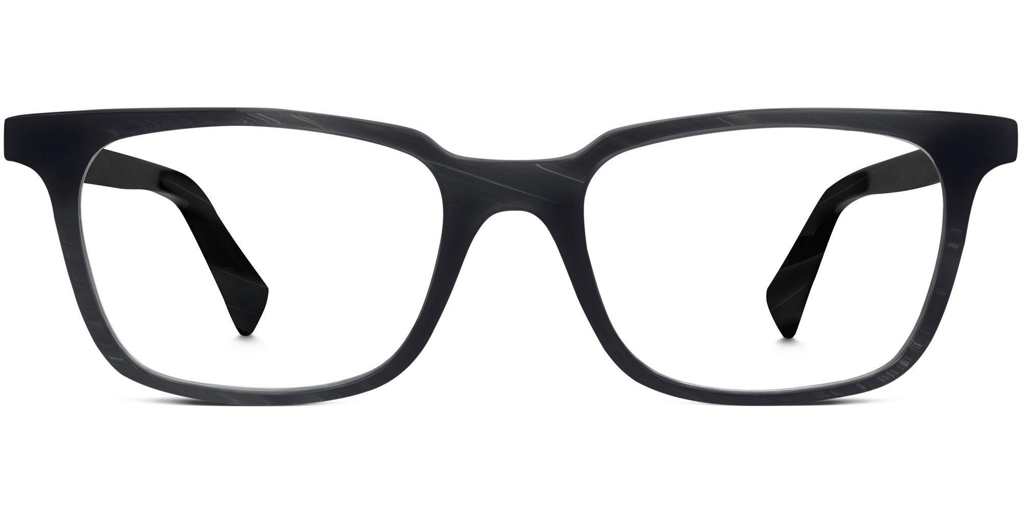 Warby Parker Eyeglasses - Barnett in Sharkskin Pearl Horn