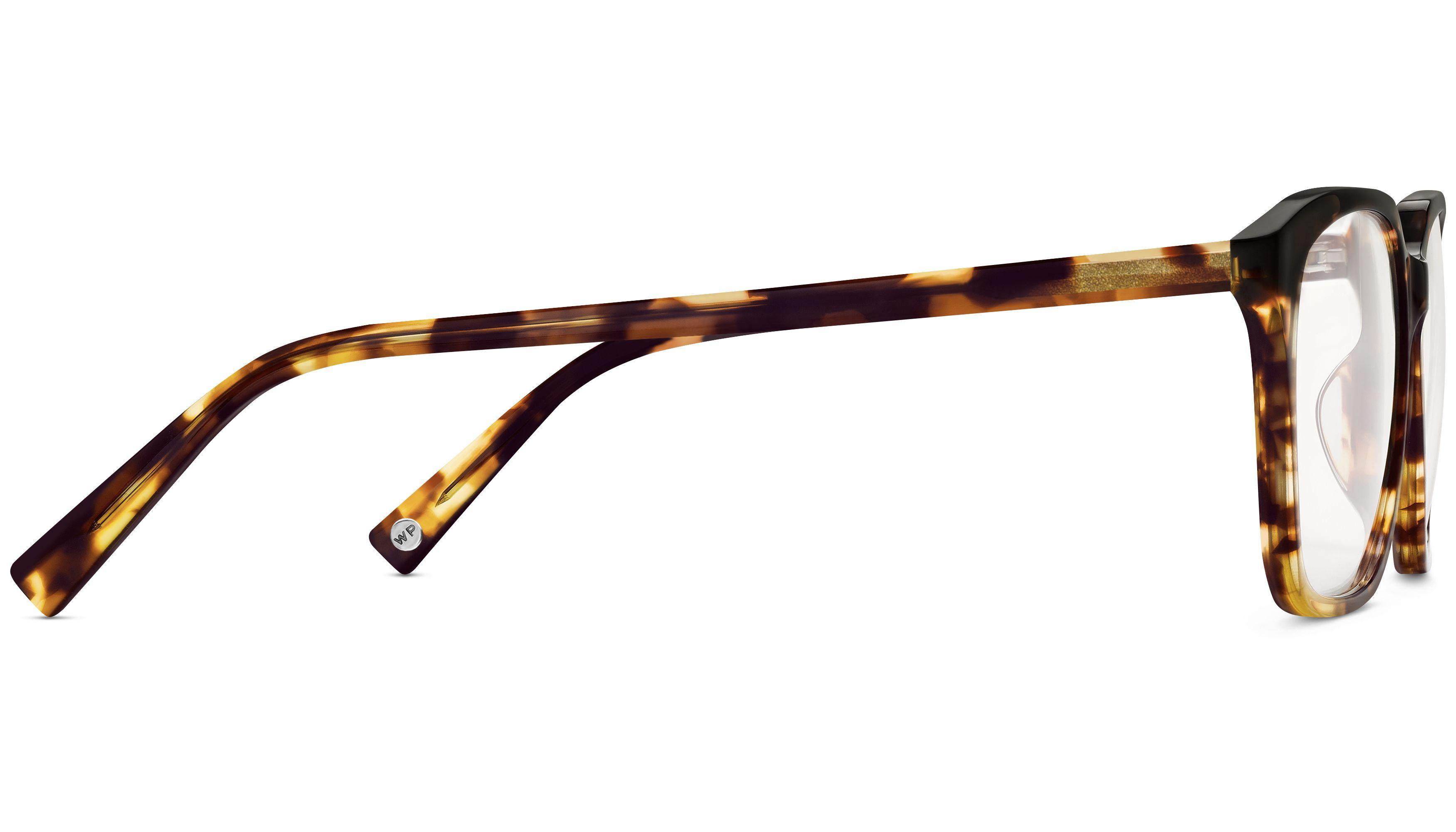 Barnes Eyeglasses in Root Beer for Men   Warby Parker