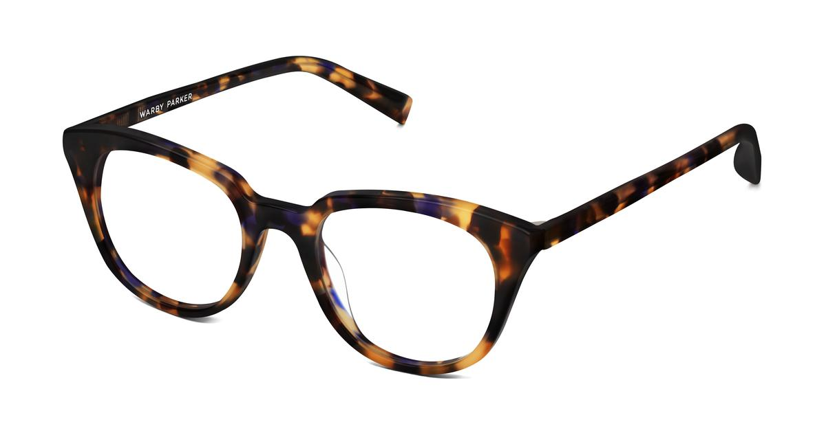 Chelsea Eyeglasses In Violet Magnolia For Women Warby Parker