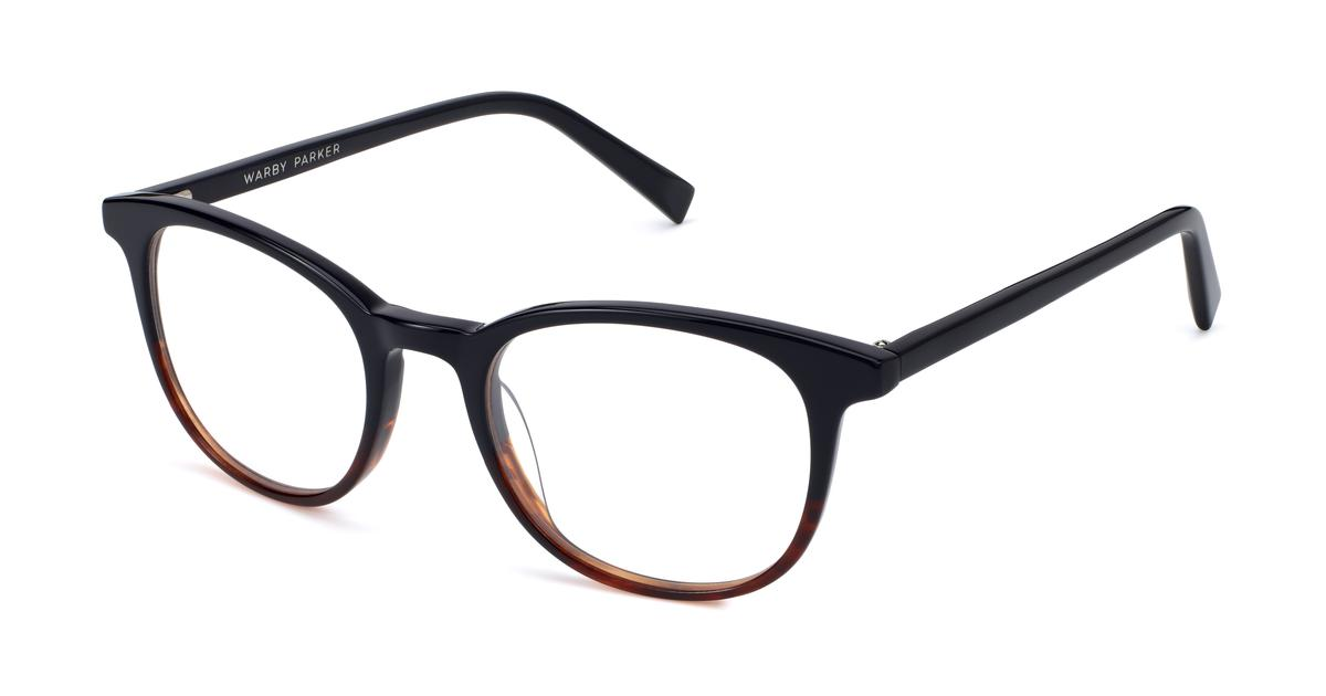 56ef2c6bf2 Durand Eyeglasses in Sugar Maple Fade for Women