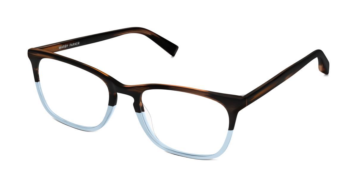 71266c1206 Welty Eyeglasses in Eastern Bluebird Fade for Women