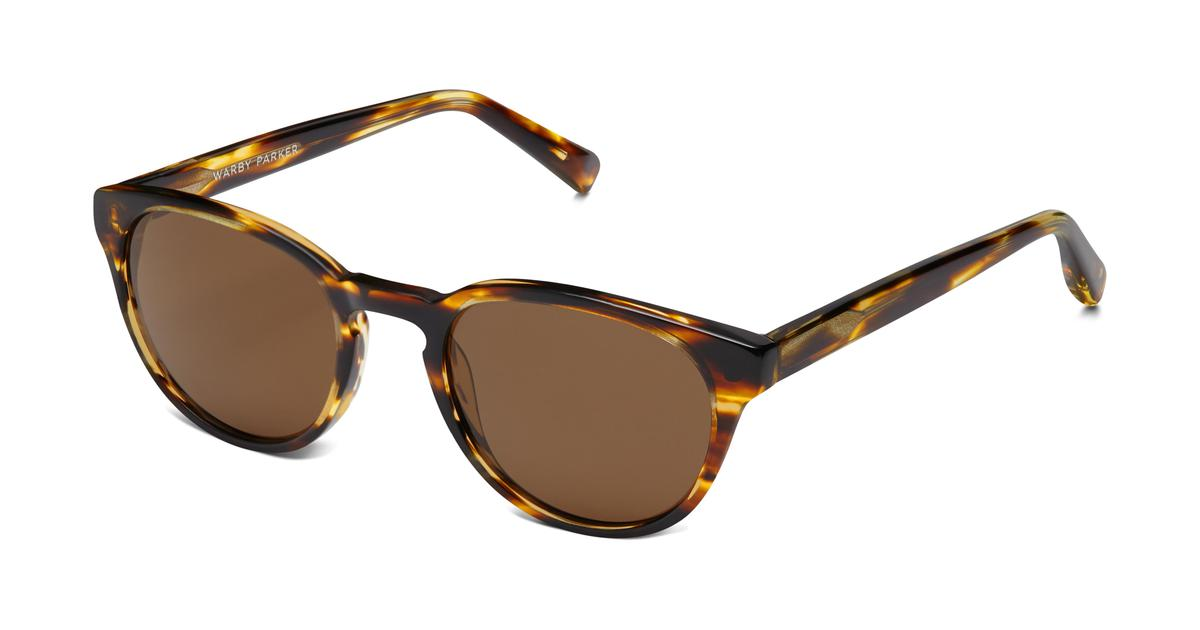 Percey sunglasses in Striped Sassafras
