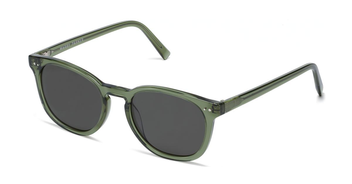 Toddy sunglasses in seaweed crystal