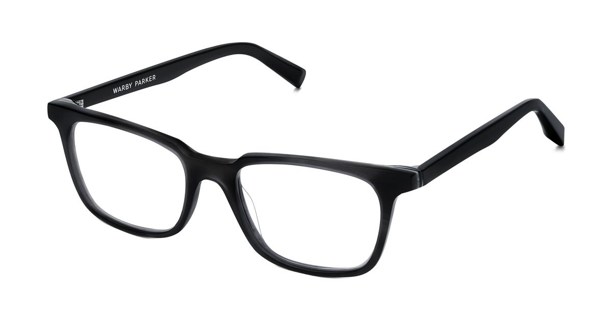 Warby Parker Barnett Eyeglasses in Sharkskin And Pearl Horn for Women