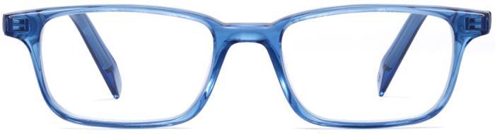 Wilkie in Oxford Blue Crystal
