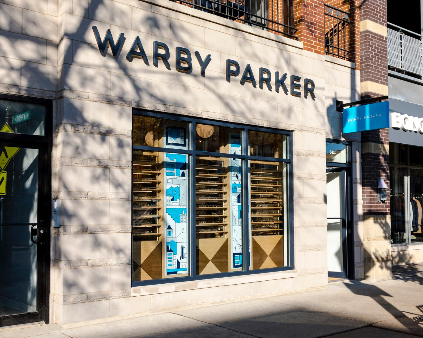 Southport Ave Warby Parker