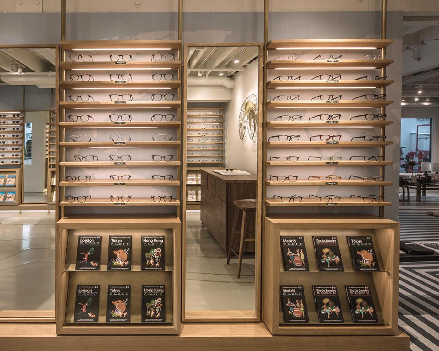 Warby Parker Map Room | Warby Parker