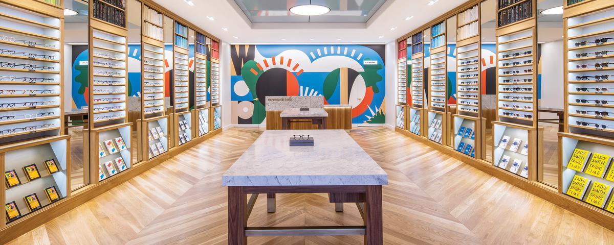 Fashion Island | Warby Parker