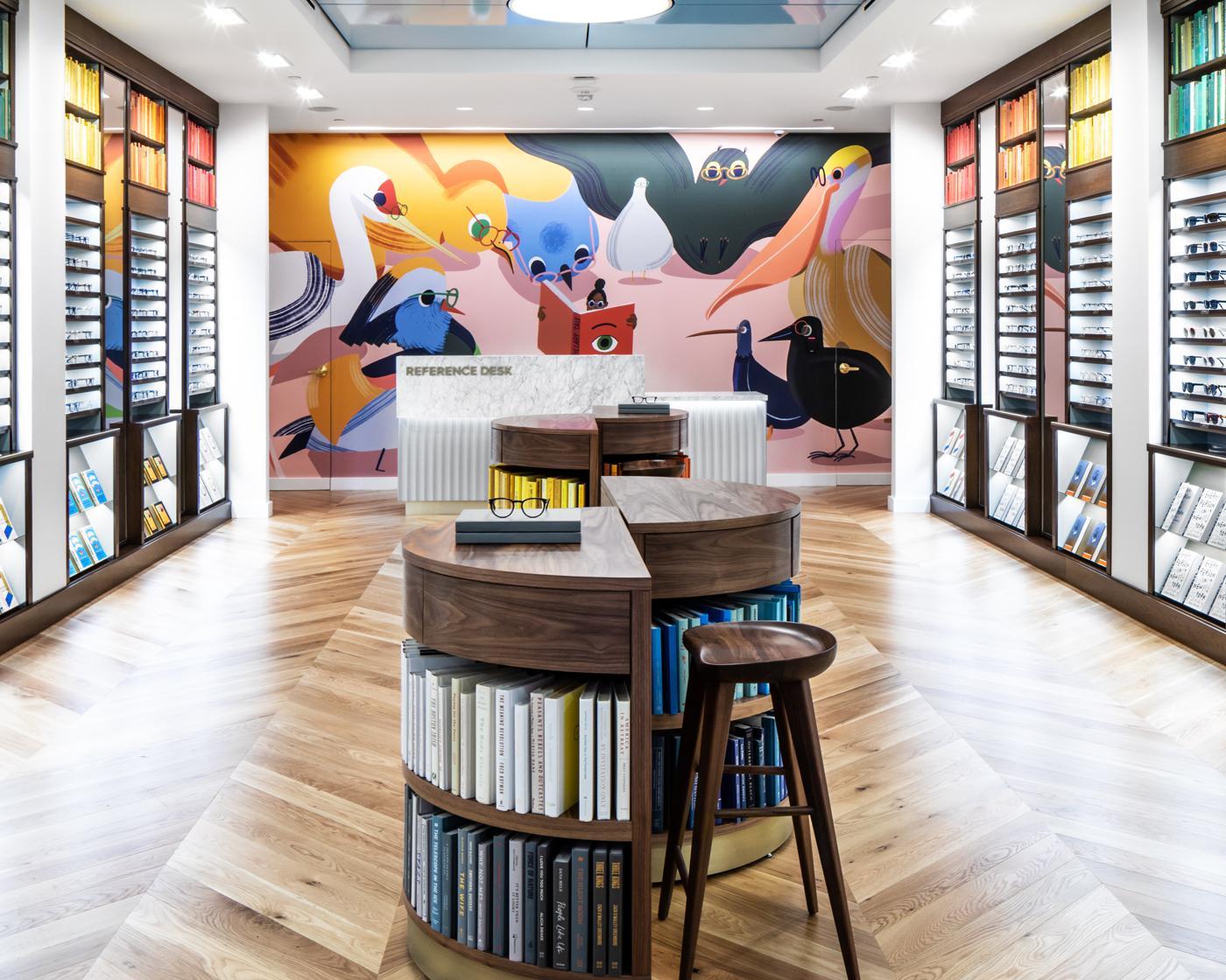 Garden State Plaza Warby Parker