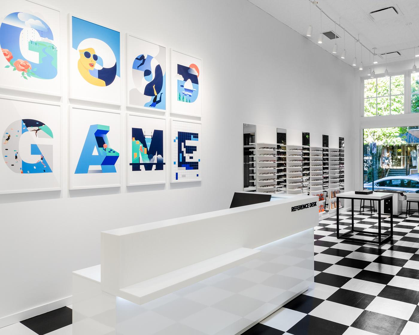 Warby Parker Do Good Arcade | Warby Parker