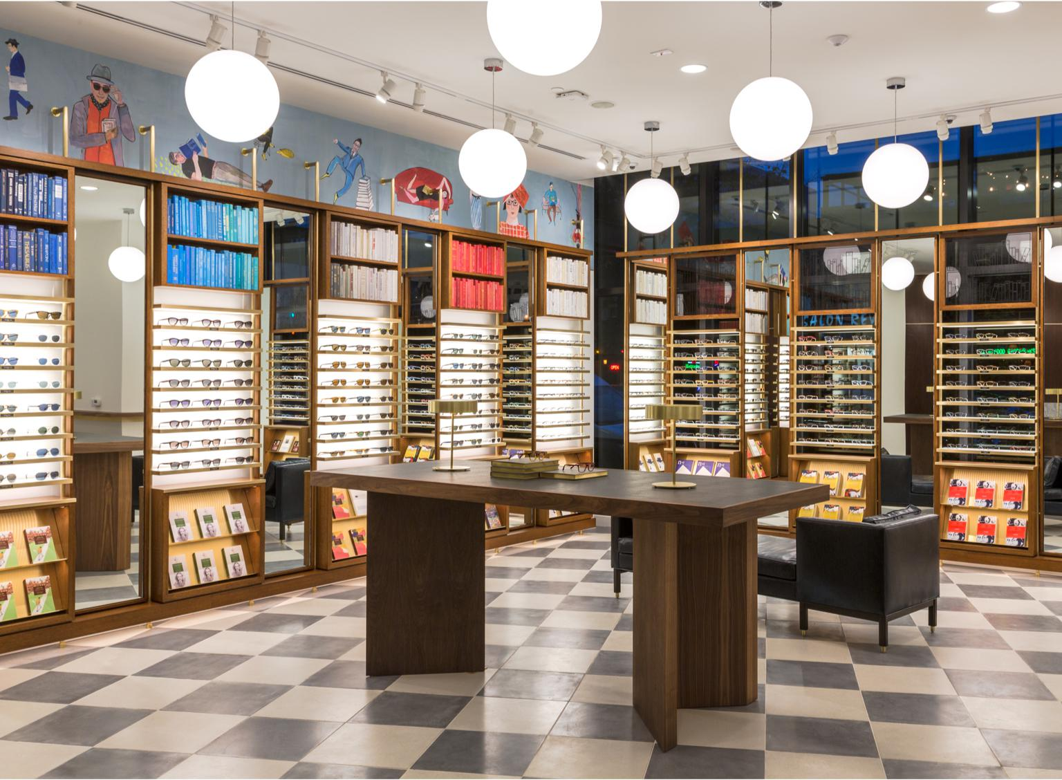 Retail Locations | Warby Parker