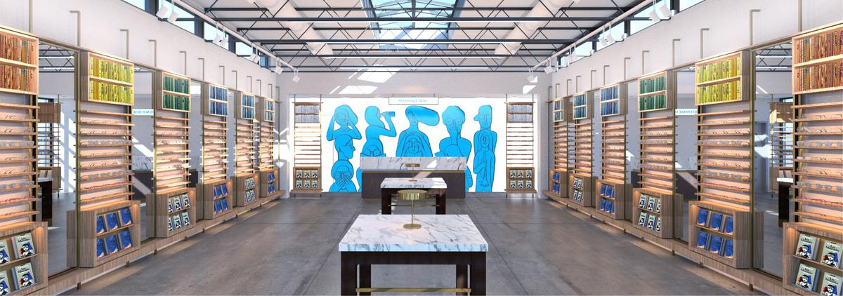 University Village Warby Parker